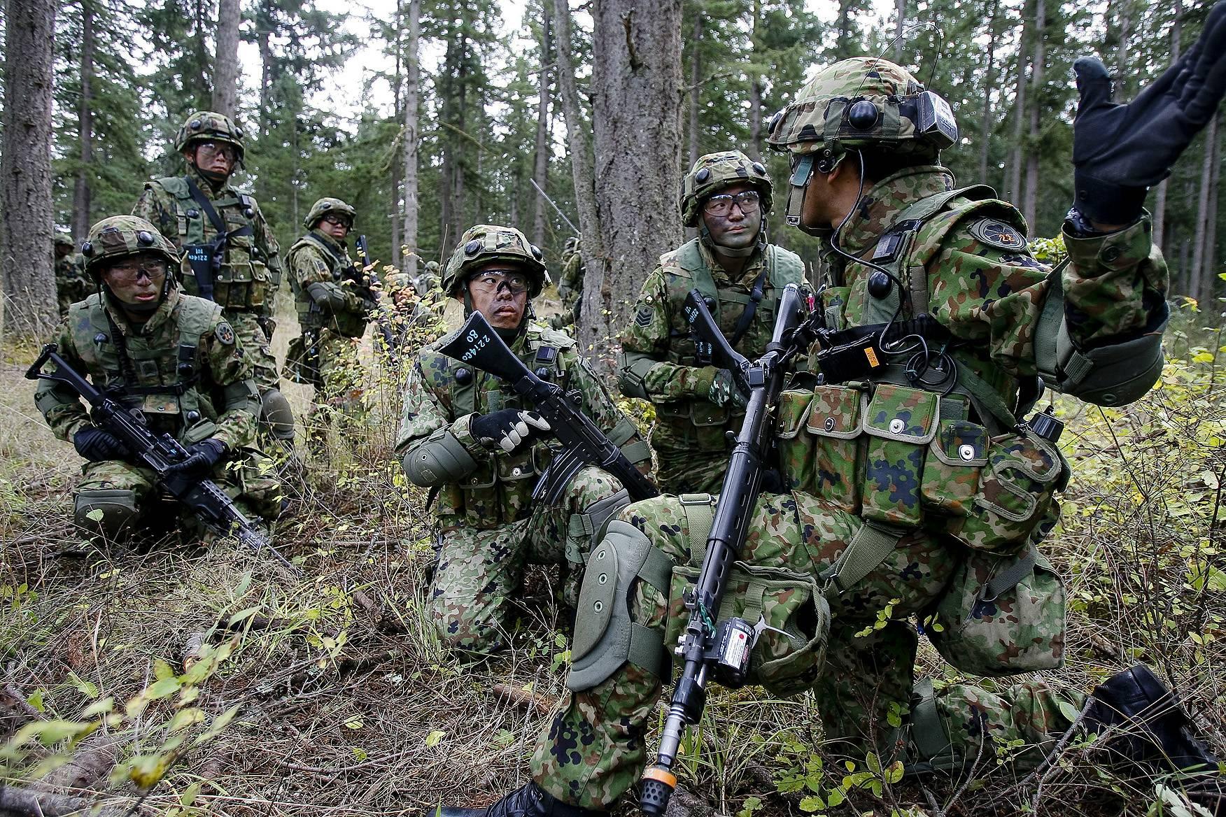 Força de Autodefesa Terrestre do Japão