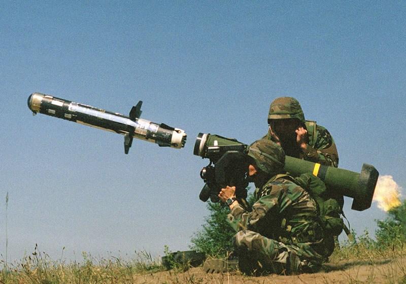 2ª Divisão de Infantaria - Javelin