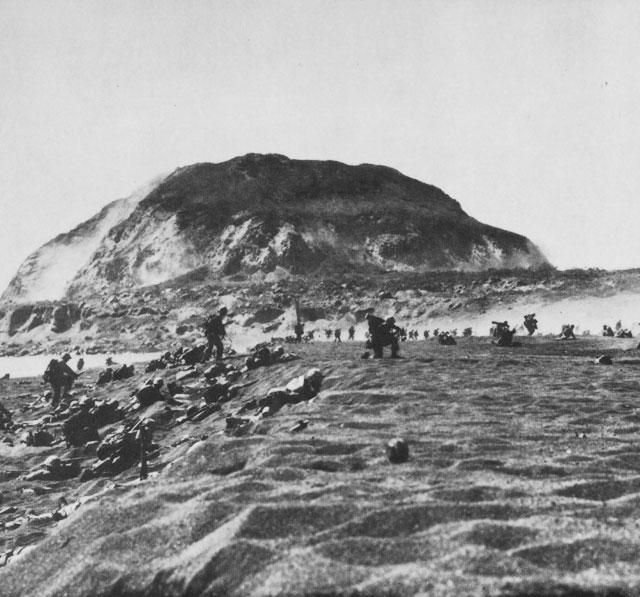 USMC em Iwo Jima