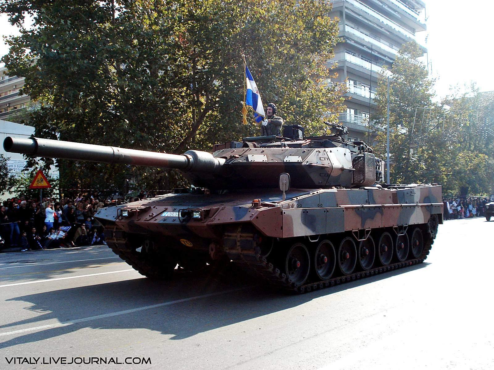 Leopard 2A6 HE