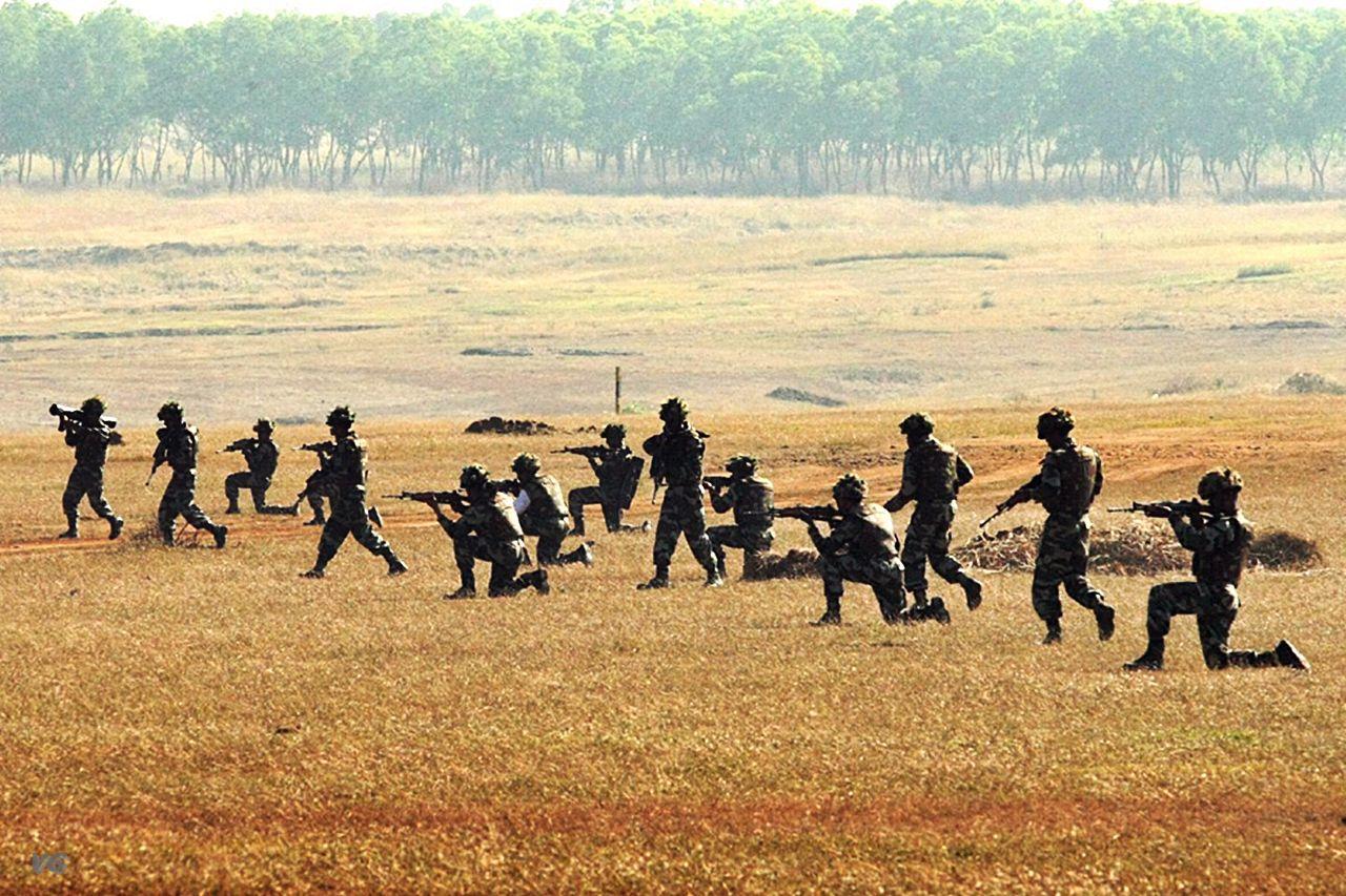 exército china