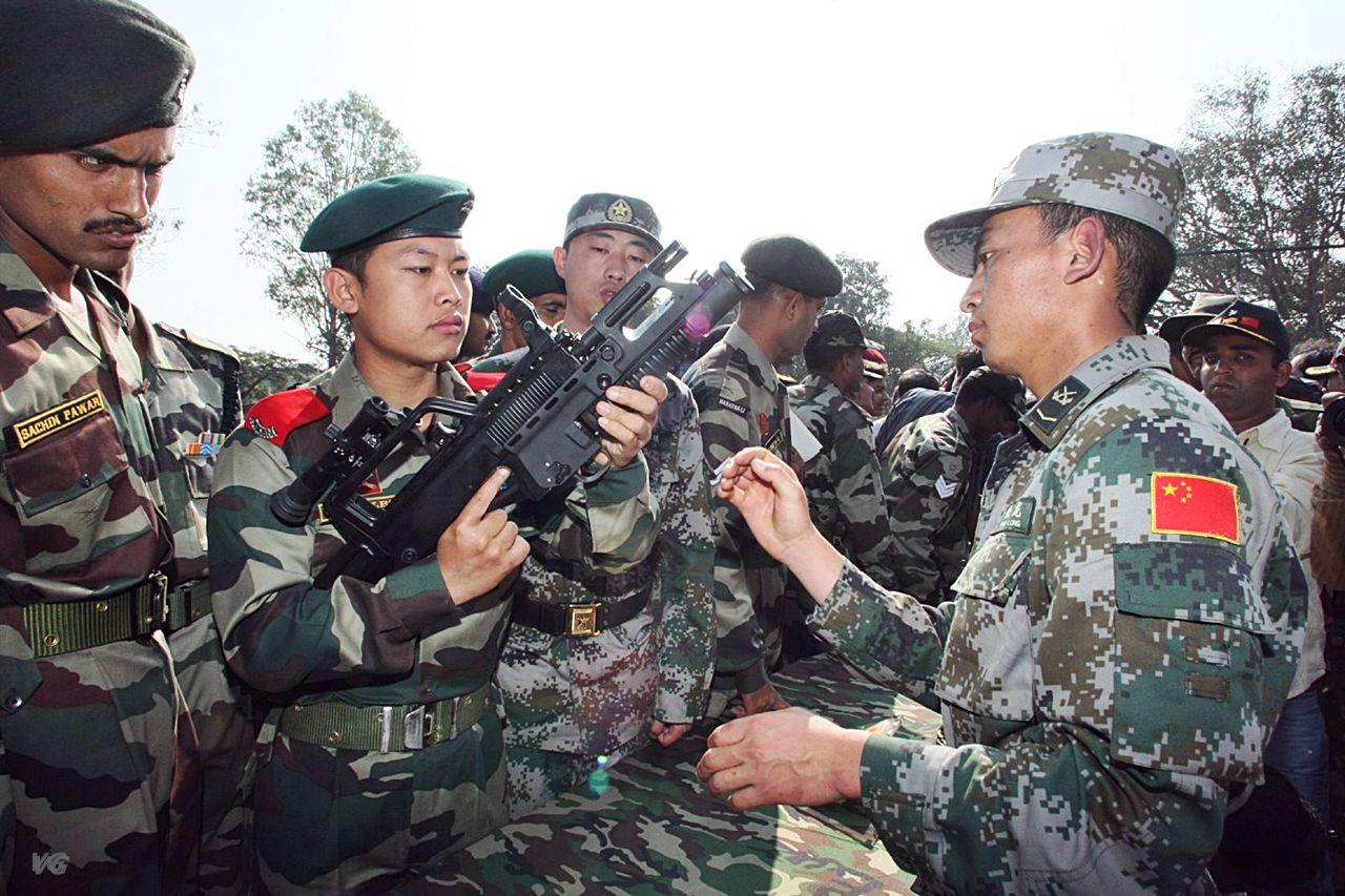 soldados china