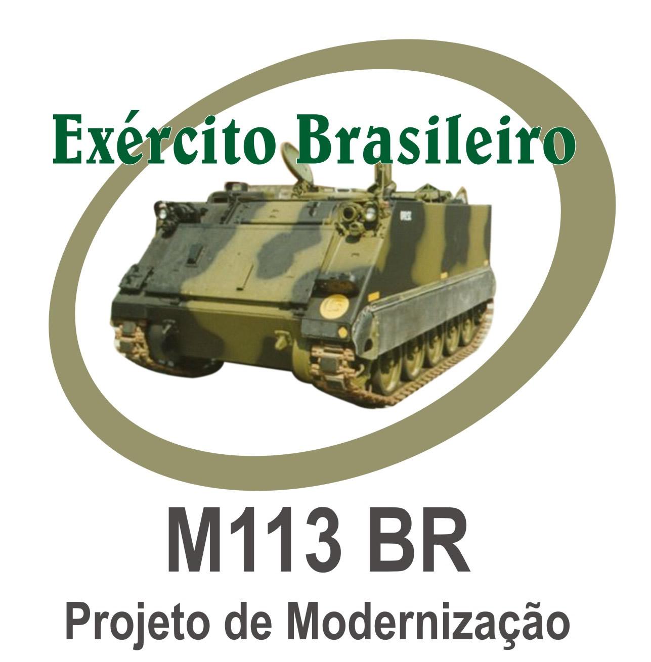 Exército Brasileiro VBTP M113 BR