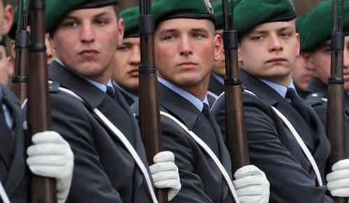 soldados alemães