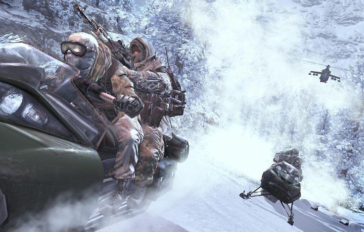 Call of Duty Modern Warfare 2 b