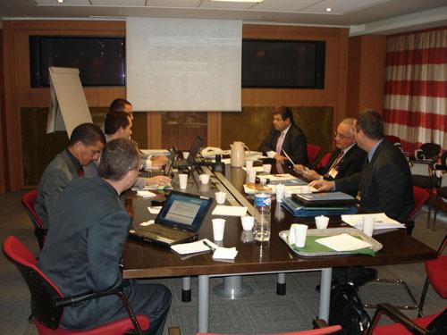 Reunião de Cooperação Tecnológica Brasil-França 1
