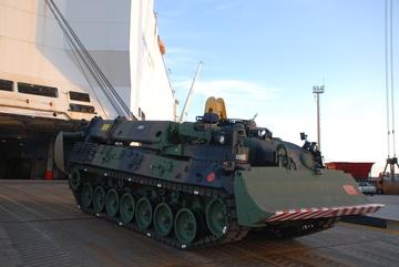 Desembarque Leopard 1A5 - foto 10 CMS