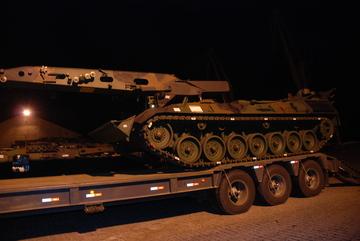 Desembarque Leopard 1A5 - foto 13 CMS