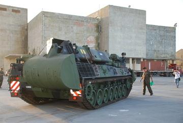 Desembarque Leopard 1A5 - foto 7 CMS