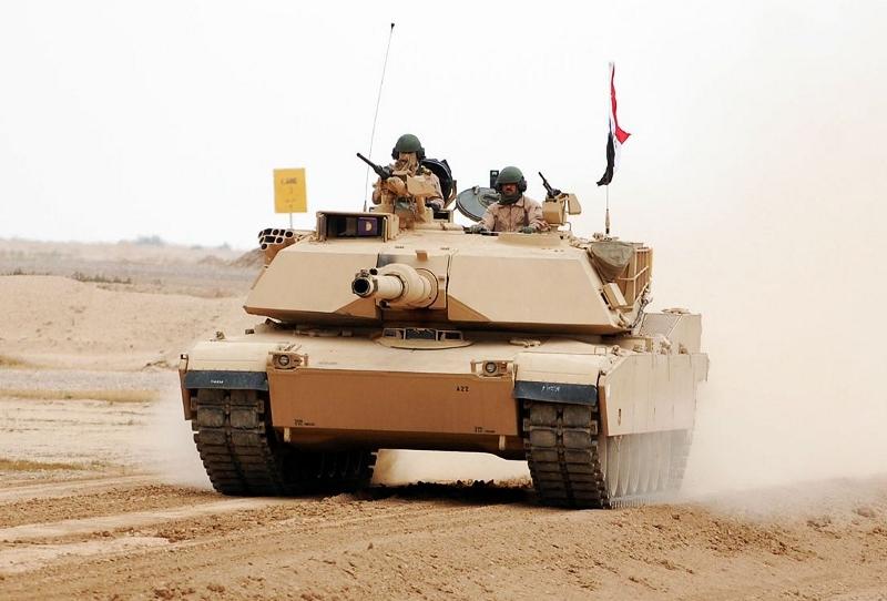 M1A1-iraque