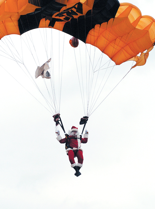 Santa Claus PQD