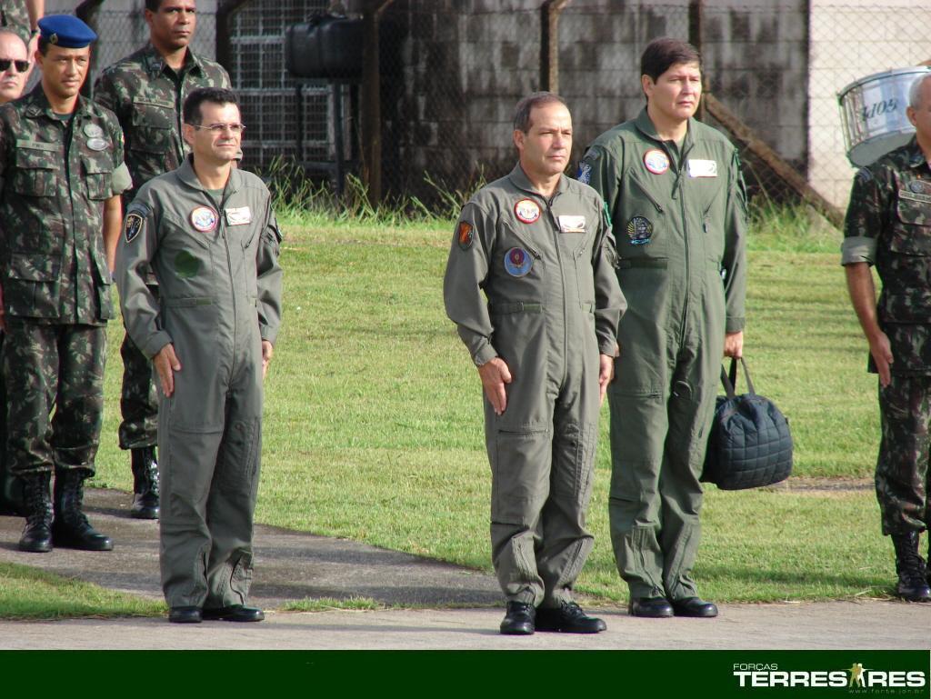 Passagem Aérea de Comando 2º BAvEx