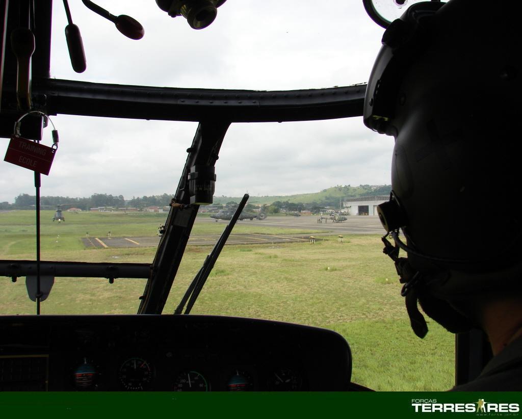 Passagem Aérea de Comando