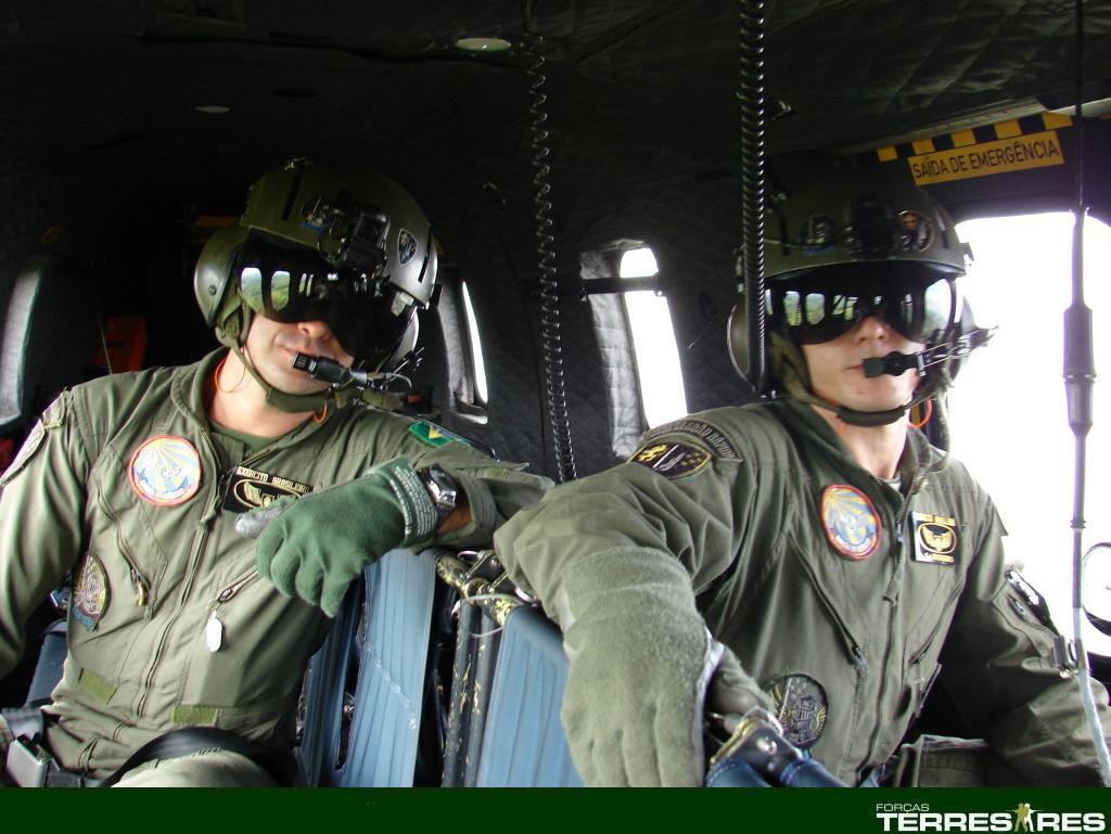 Sgt's Dias e Leandro