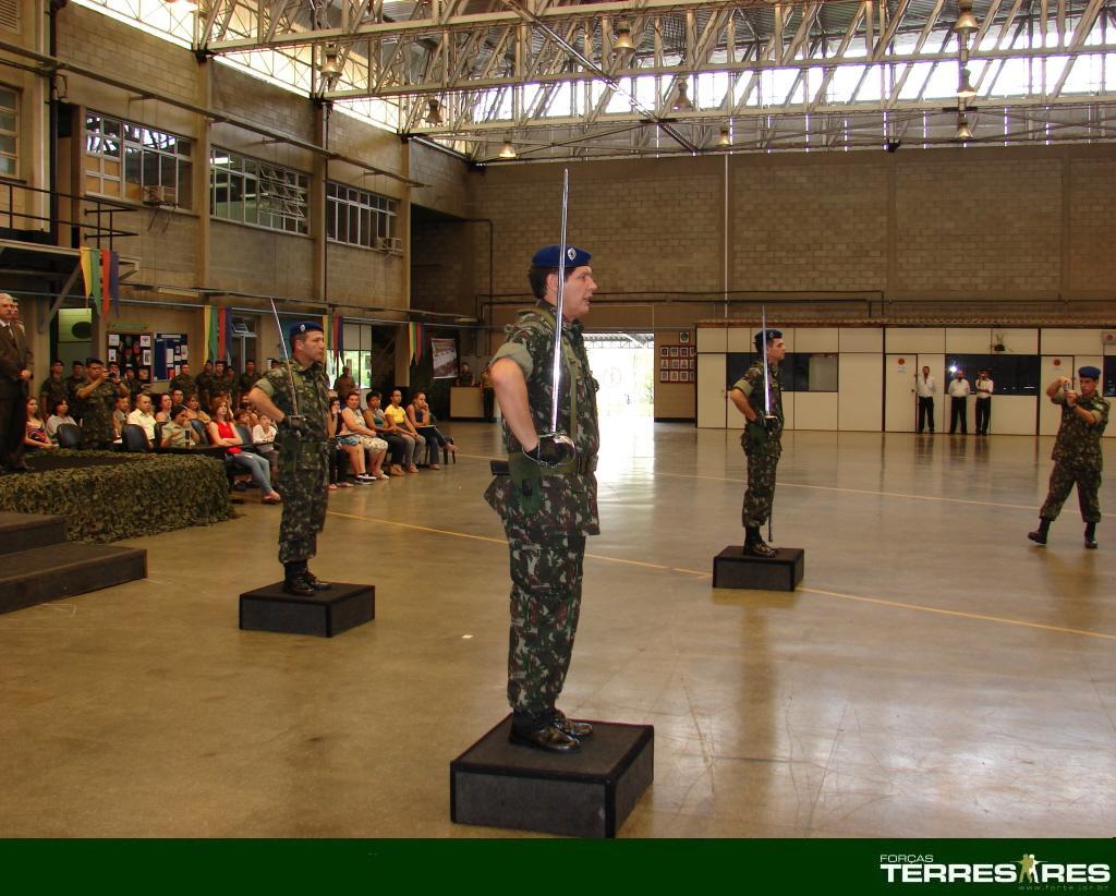 Passagem de Comando do 2° BAvEx