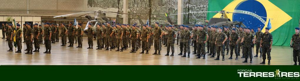 Passagem de Comando do 2º BAvEx