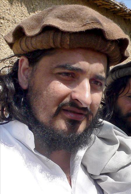 Hakimullah Mehsud - foto EFE - EPA