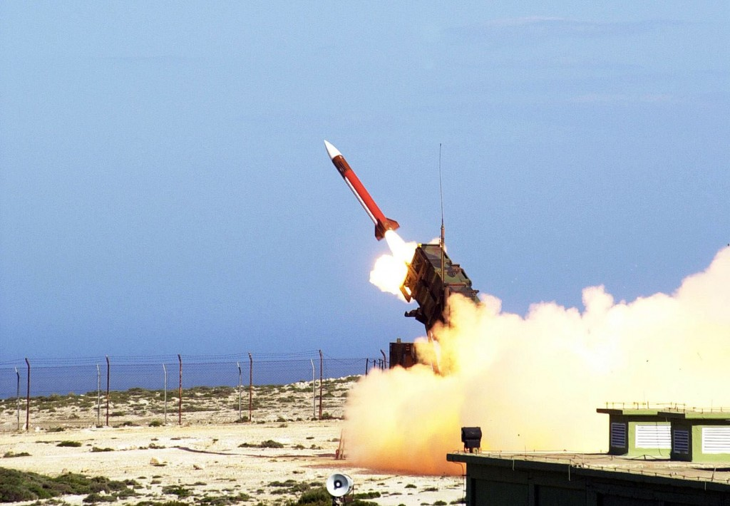 Mísseis antiaéreos Patriot