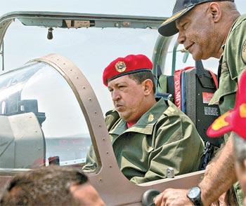 Chavez e K8W