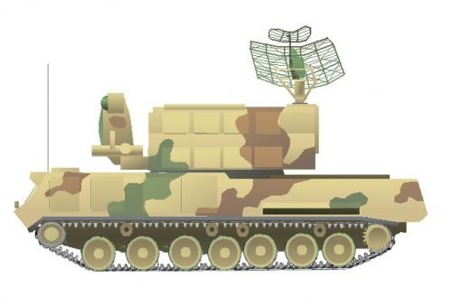 Tor-M1 (SA-15 Gauntlet)