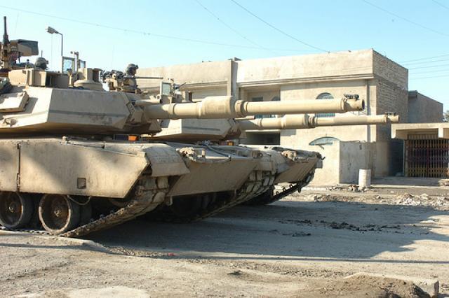 Abrams - foto US Army