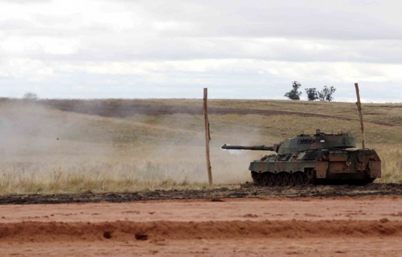 LEOPARD 1 A5 BR
