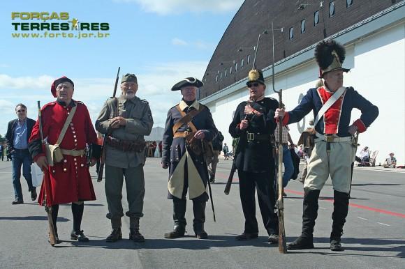 Veteranos na Suécia