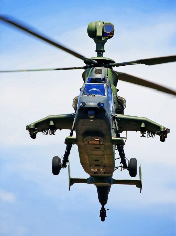 Eurocopter Tiger EC665 UHT - 1