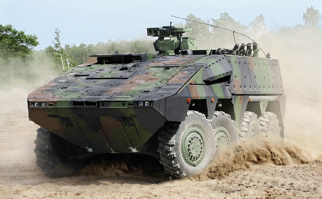Rheinmetall Boxer