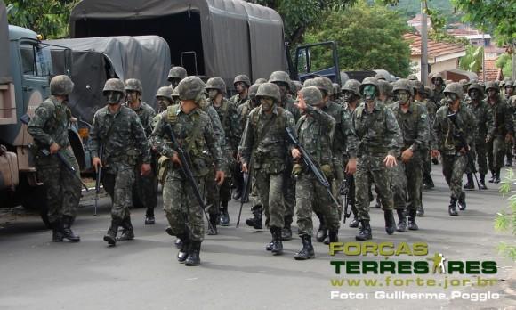 tropa exercito brasileiro