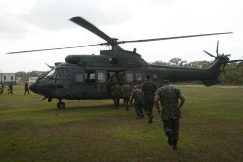 Uma equipe do CMA foi deslocada para Boca do Acre onde tentará localizar a aeronave (Alexandre Fonseca)