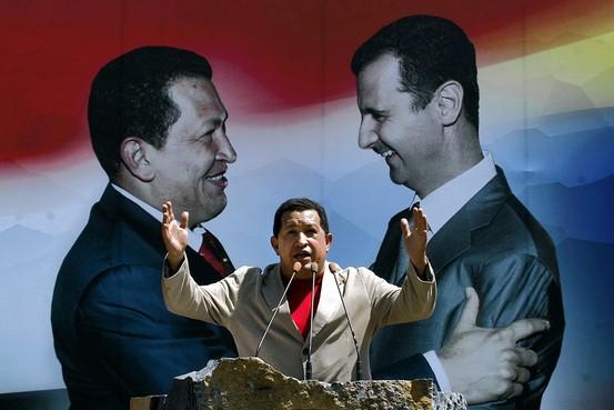 Chavez e Assad