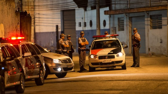 violencia-zona-leste-policia-sao-paulo - Yasuyoshi Chiba - AFP