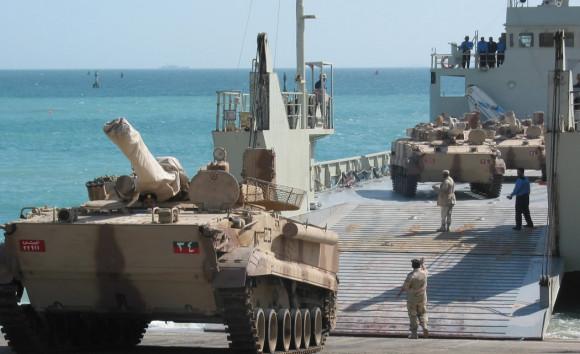 BMP-3 UAE - arab defense