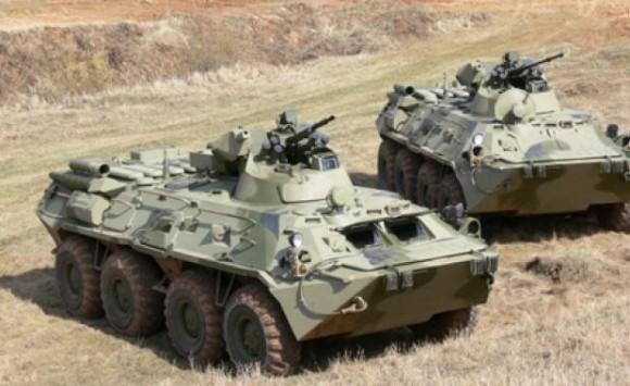 BTR-82A foto RIA Novosti
