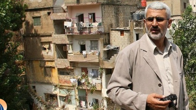 iranian-general killed in lebanon foto mashregnews
