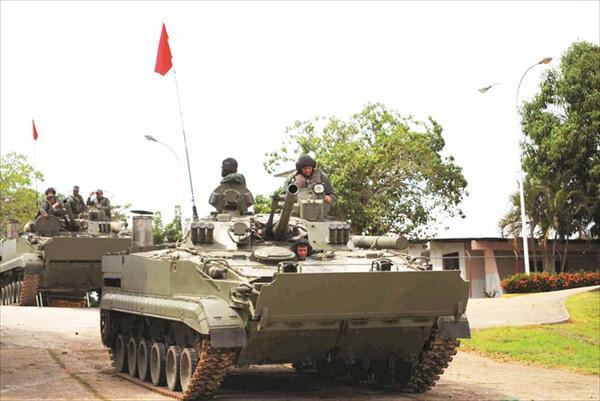 BMP-3 venezuela