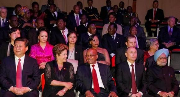 BRICs encontro 2013 - foto R Stuckert - Palácio do Planalto