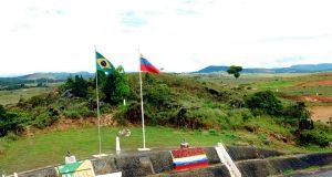 fronteira brasil venezuela - uol