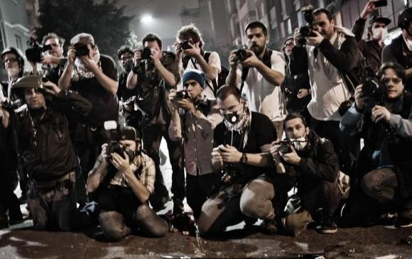 Enfrentamento manifestanes e PM-SP em  São Paulo em 13jun - foto 5 Estadao via G1