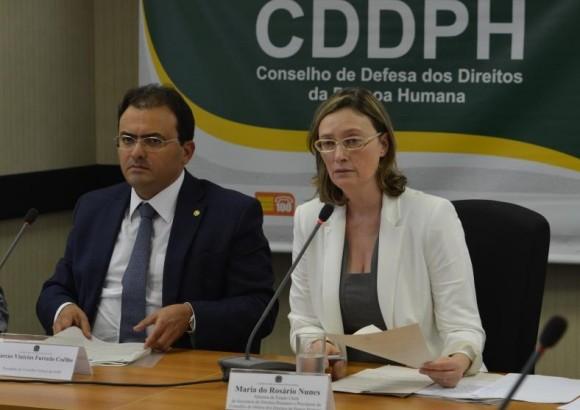reunião CDDPH - foto 2 - V Campanato - Agência Brasil