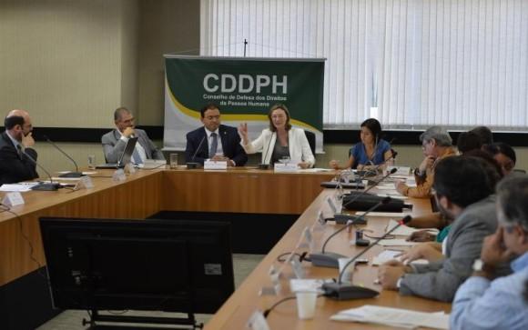 reunião CDDPH - foto V Campanato - Agência Brasil