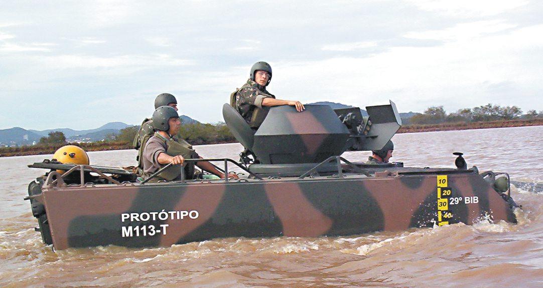 M113-T prototipo