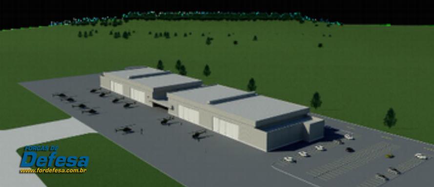 Projeto 32 3 novas instalacoes da AVEX em taubate
