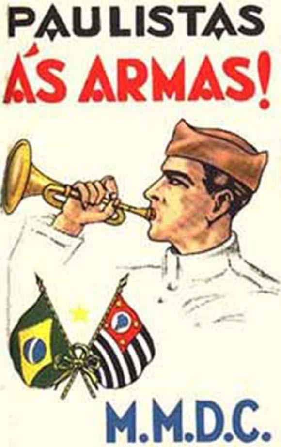 cartaz 2 Revolução 1932