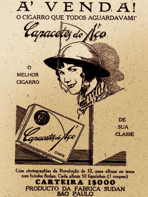 cigarro capacetes de aço