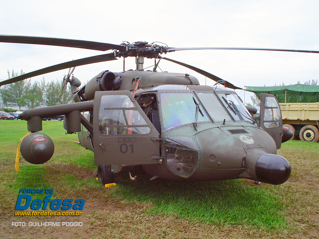 HM-2 Black hawk - LAAD 2005
