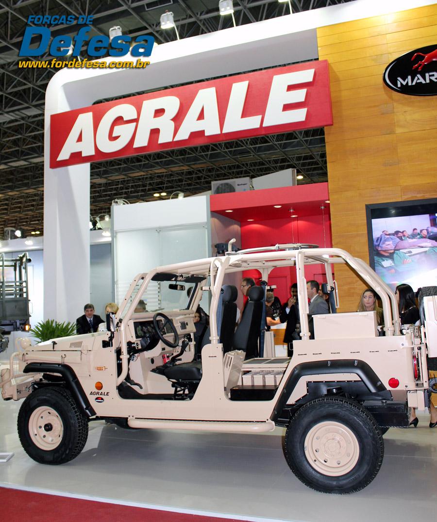 Agrale Marrua - LAAD 2013