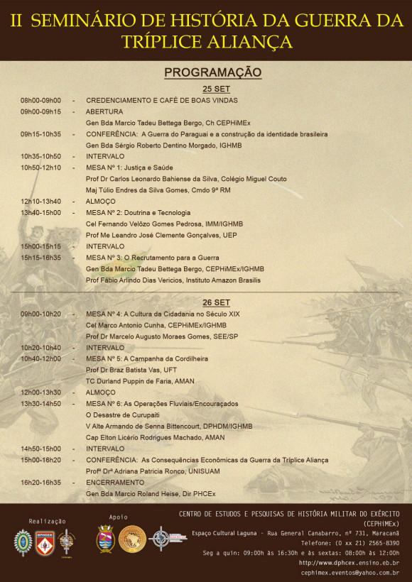 Cartaz II Seminario GTA Verso V2