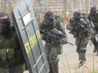 Treinamento 11 Brigada de Infantaria Leve - foto IG